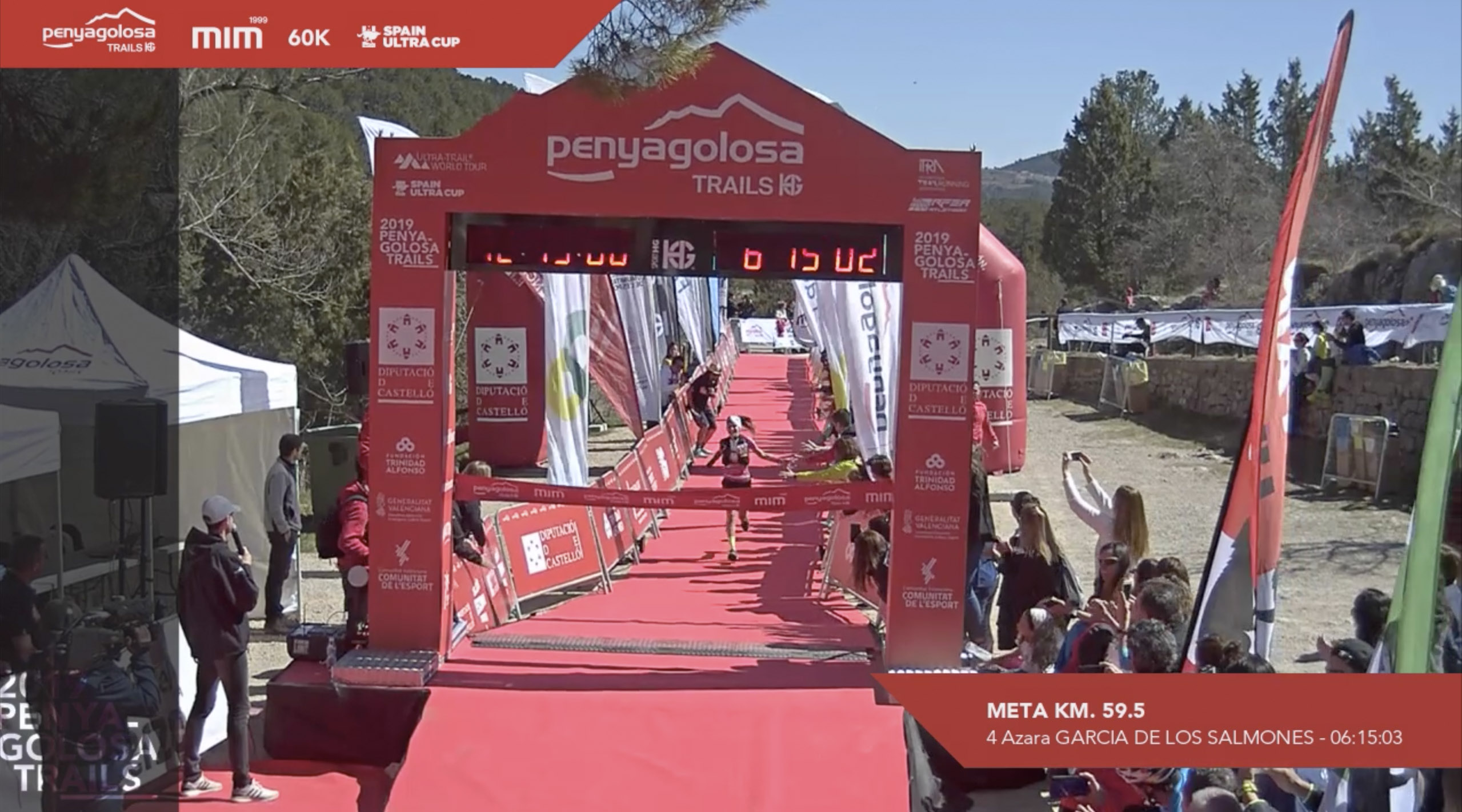 penyagolosa trails video de tu carrera