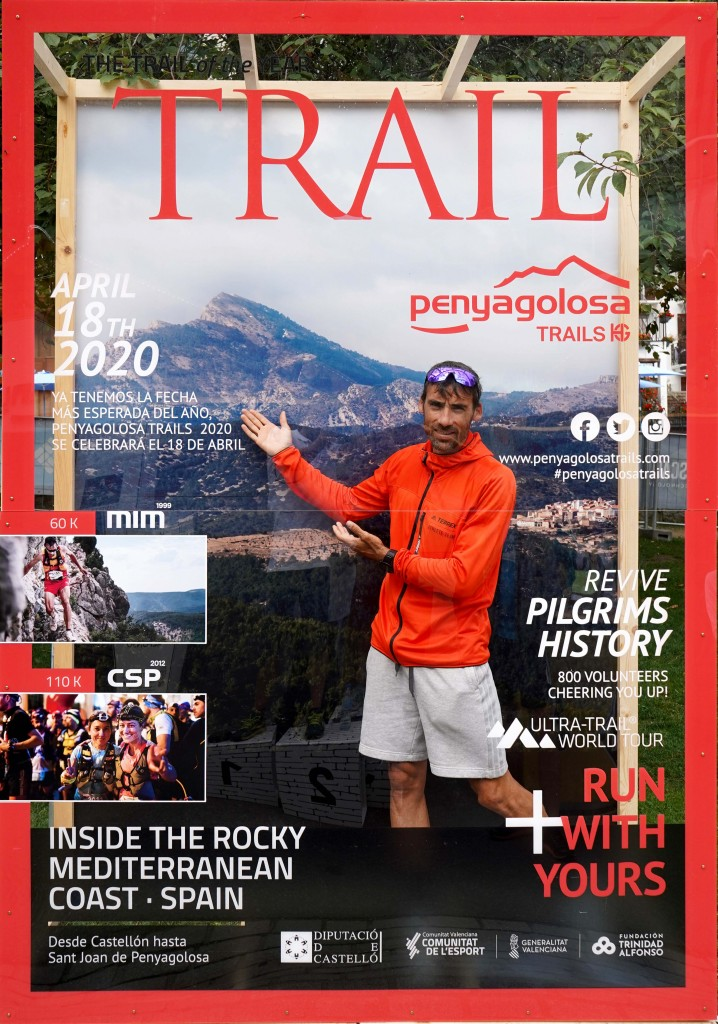 penyagolosa trails photocall